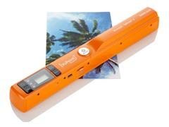 Magic Wand Portable Scanner - Orange