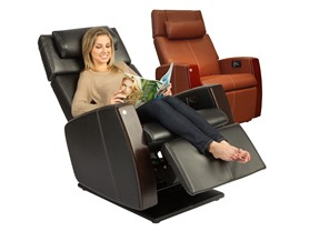 Human Touch Zero Gravity Recliner (2 Colors)