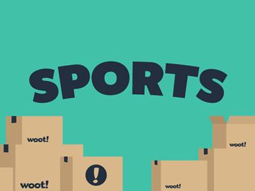 Sports Liquidation Sale