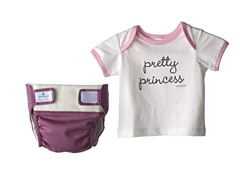 3-Piece Princess Diaper Starter Kit