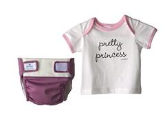 3-Piece Princess Diaper Starter Kit
