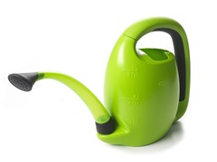 Pour & Store Watering Can - Green