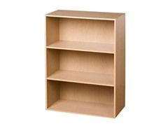 Pasir 3 Tier Open Shelf Beech