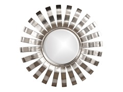Edgerton Round Mirror