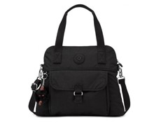 Pahneiro Medium Handbag, Black