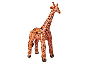 5 Foot Tall Inflatable Giant Giraffe
