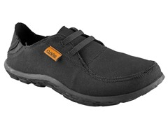 Men's Slipper Mocc - Jet Black