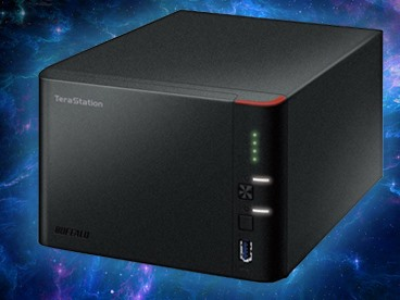 Buffalo TeraStation 4-Drive 8 TB Desktop