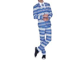 Braveman Christmas Suit