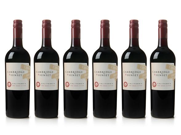 6-Pk.The Grass Cutter Red Wine Blend