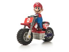 Mario and Standard Bike