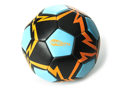 OGLO Soccer Ball- Blue/Orange