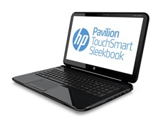 "HP 15.6"" Core i5 TouchSmart Sleekbook"