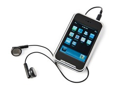 "Global 4GB MP4 Player w/2.8"" Touchscreen"