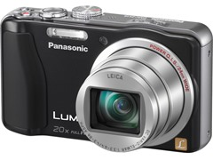 Panasonic Lumix 14.1 MP 20X Opt Digital Cam