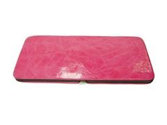 Hardcase Wallet, Pink