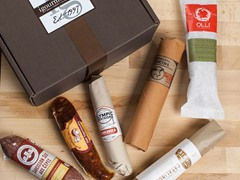 igourmet American Artisanal Salami Collection