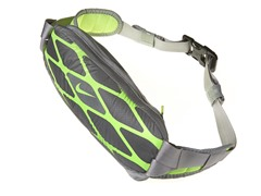 Nike Slim Waistpack -  Silver/Volt