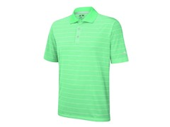 adidas ClimaLite Polo Shirt, Green (S)