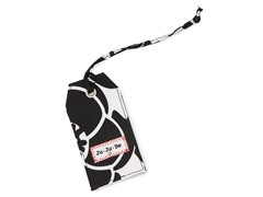 Onyx Blossoms Be Tagged 6-Pack of Bag Tags