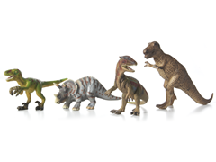 North America Dinosaur Scenery Pack