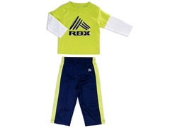 Lime Green 2-Pc  Set (4T)