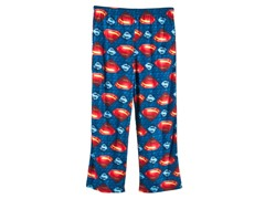 Boy's Lounge Pants Superman