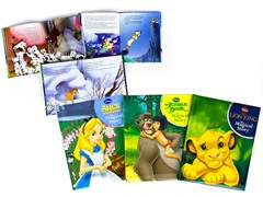 Disney Padded Book Bundle