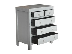 Newton Chest - Antique Lightt Grey