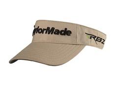 TaylorMade Radar Velcro Tour Visor-Khaki