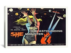 The Astounding She-Monster (2-Sizes)