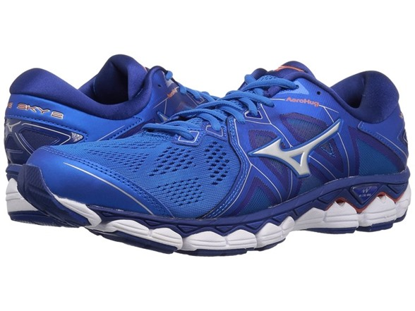 men's mizuno wave sky 2 60