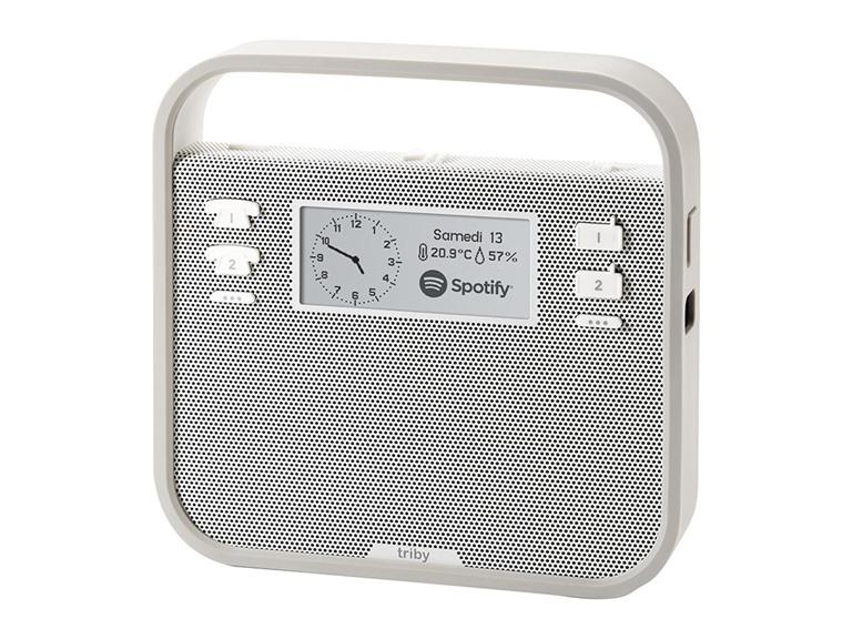 Alexa-Enabled TRIBY Smart Portable Speaker