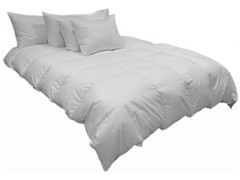 235TC Baffle Box Comforter WGD Summer- Multiple Sizes