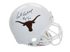 Earl Campbell Signed University of Texas
