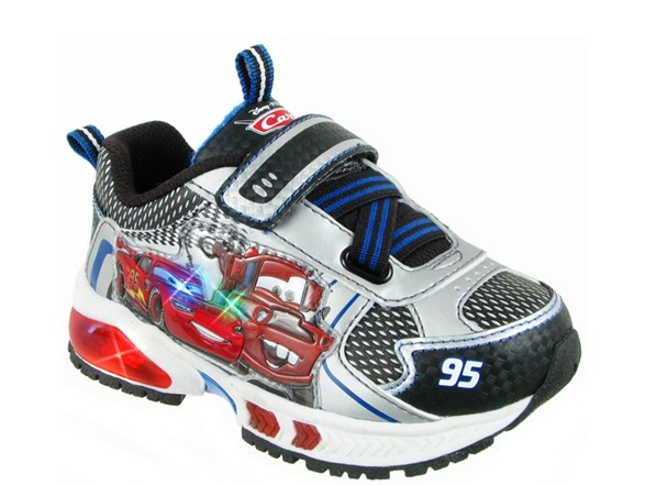 Cars Light-Up Sneaker (7-12) bddf8d5602