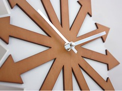 Omni Direction Wall Clock