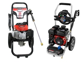 Pressure Washers - Your Choice
