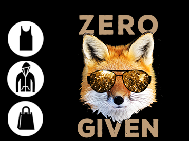 Design Spotlight: Zero Fox Given
