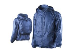 Rain Jacket Backpack