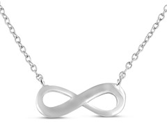 Eternal Love Infinity Necklace