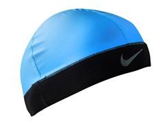 Pro Combat Banded Skull Cap - Blue
