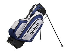 OGIO Vapor Stand Bag - White/Charcoal