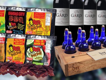 Wine & Gourmet for Dads & Grads