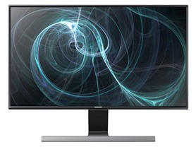 "Samsung 27"" Full-HD Wide Angle Monitor"