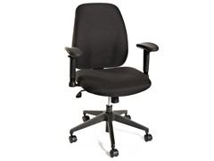 Ergo-Ease Task Chair, Fabric