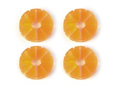 4pc Fragrance Disc Set: Caribbean Sunset