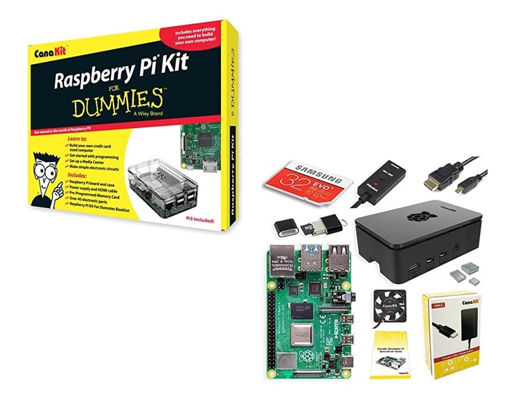 CanaKit Raspberry Pi Kits