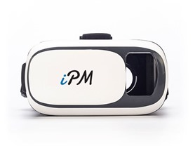 iPM 3D Virtual Reality Glasses w/Remote