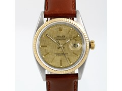Rolex Men's Datejust Watch